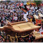 岸和田のだんじり祭の見所は?おすすめ観覧場所は?交通アクセスは?