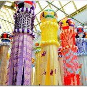 仙台七夕祭りの日程と見どころは?花火の場所はどこで見る?