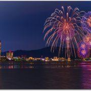 琵琶湖花火大会の観覧スポットは?見えるホテルはある?おすすめスポットは?