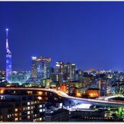 福岡の夜景で南公園って?展望台から眺める?レストランで楽しむ?
