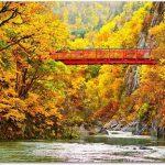 定山渓のアクセスは?紅葉の見所と時期は?プランのおすすめは?