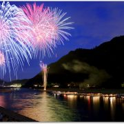 長良川花火大会をホテルから見るなら?都ホテルがおすすめ?予約は?